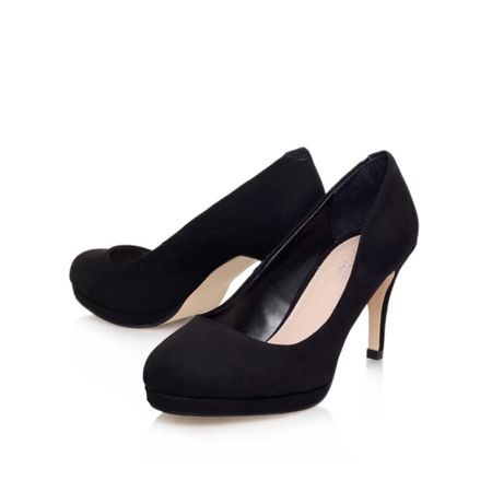 Carvela Kiley high heeled court shoes