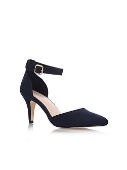 Kandice ankle strap court shoes
