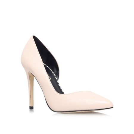 Miss KG Abbie high heeled court shoes
