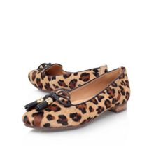 Cat flat shoes