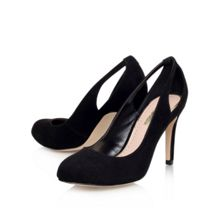Bernadette high heeled court shoes