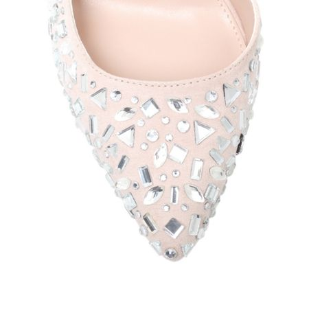 Carvela Glow high heel court shoes