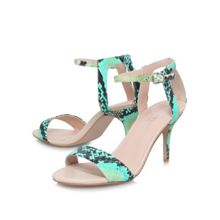 Carvela Kollude combination high heel sandals