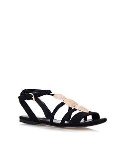 Rea flat strappy sandals