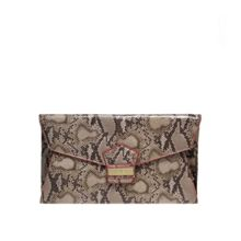 Callie envelope clutch bag