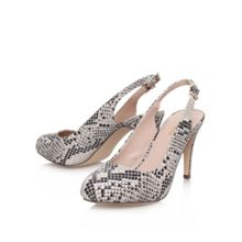 Miss KG Amelie high heel slingback court shoes