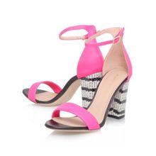 Isabella high heel sandals