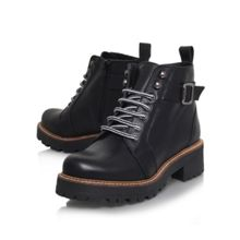 Siberia lace-up ankle boots