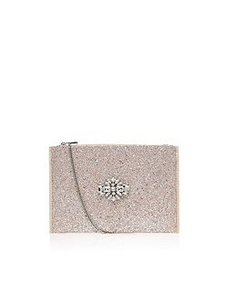 Helena evening clutch bag
