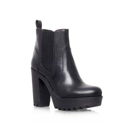 KG High block heel ankle boots