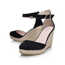 Carvela Kold high wedge heel shoe