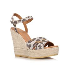 Amerie high wedge heel sandals