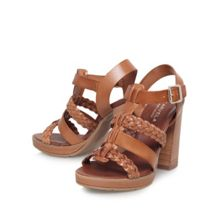 Krill high block heel sandals
