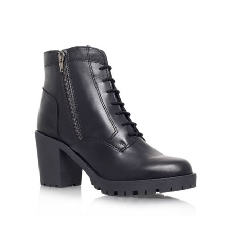 Carvela Strong lace up heel boots