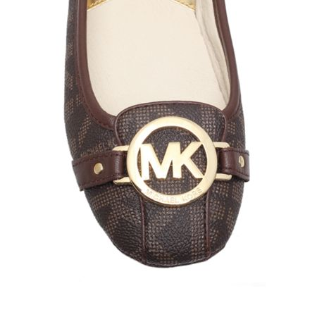 Michael Kors Fulton moc slip-on shoes