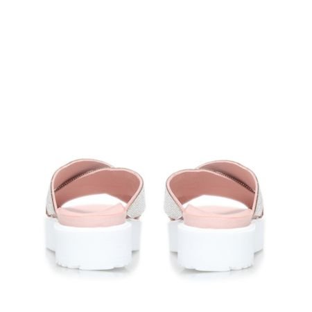Carvela Krypton slip on platform sandals