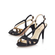 Illiona2 high heel strappy sandals