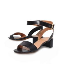Hyacinth low heel sandals