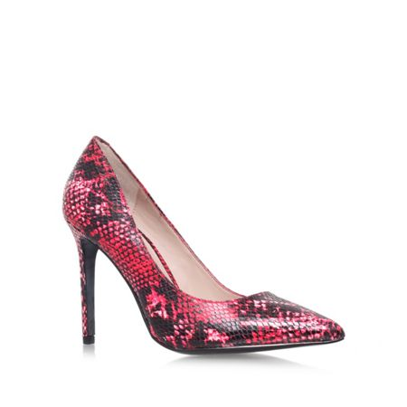 KG Bailey combination high heeled courts