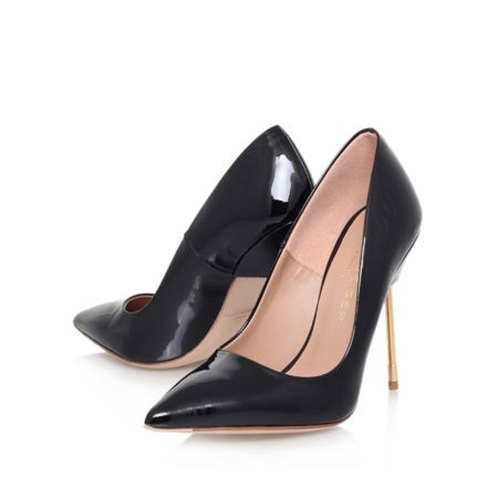 Kurt Geiger Britton high heel court shoes