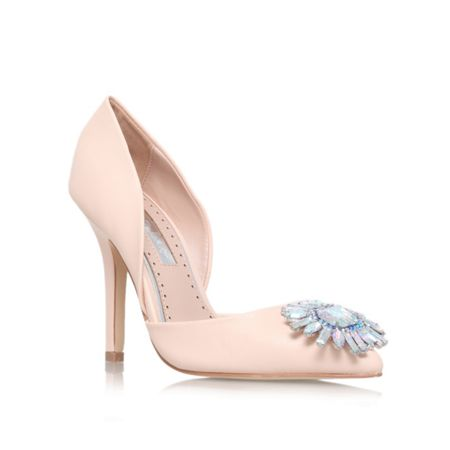 Miss KG Evelyn high heel court shoes