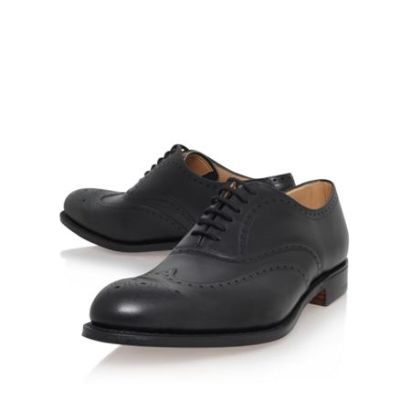 Church Berlin punched wingcap leather shoe