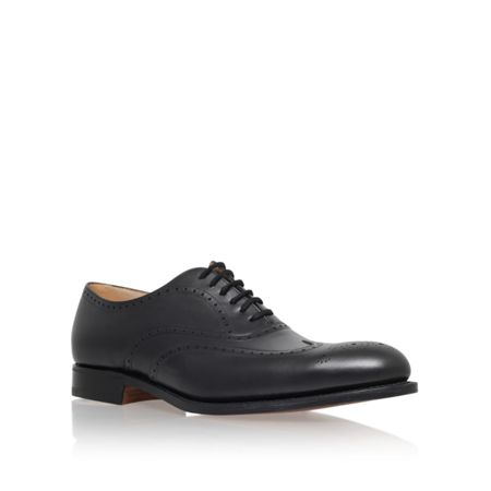 Church Berlin Punched Oxford Lace Up Shoes