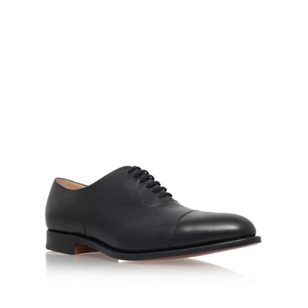 Church Dubai toecap oxford leather shoe