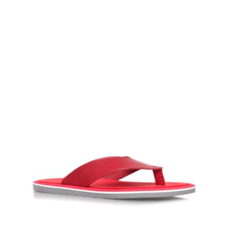 Kurt Geiger Konan Leather Sandals
