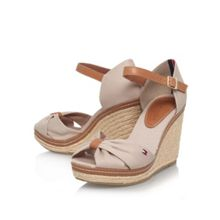 Emery 54d high wedge heel sandals