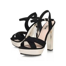 Gone high heel platform sandals