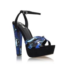 Gemma high heel platform sandals