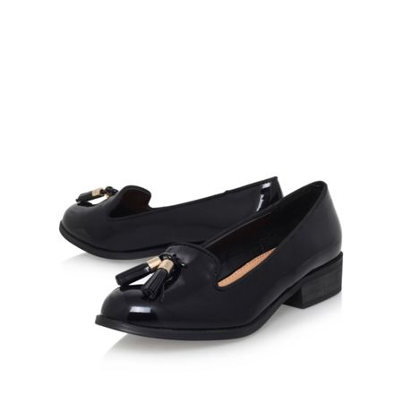 Miss KG Knight low heel tassel loafers
