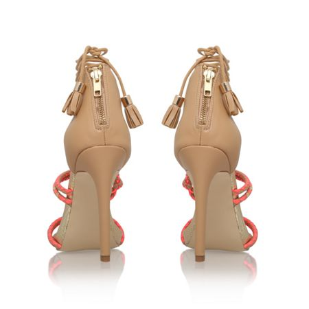 Miss KG Geranium high heel strappy sandals