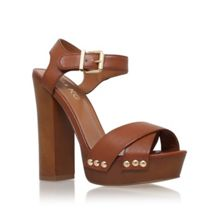 Gabby high block heel platform sandals