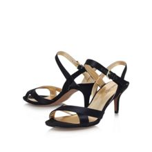 Genevra2 high heel strappy sandals