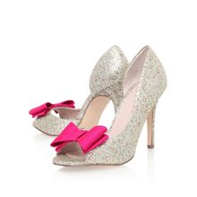 Leoni high heel court shoes