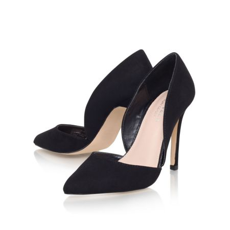 Carvela Lexi high heel court shoes