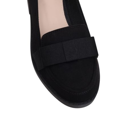 Carvela Mason flat slip on loafers