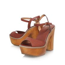KG Maple high heel platform sandals