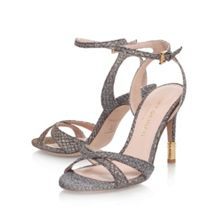 Chelsea high heel strappy sandals