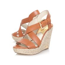 Giovanna wedge high wedge sandals