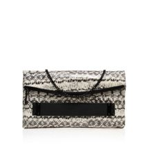 Essy clutch bag