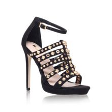 Glad high heel embellished sandals