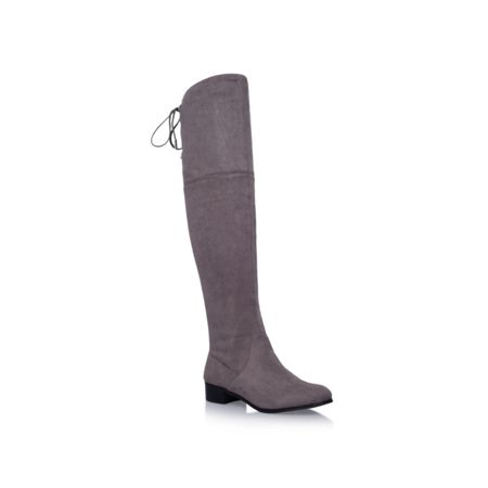Carvela Supper low heel knee boots