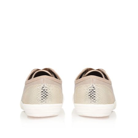 KG Lucca flat lace up trainers