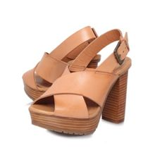 KG Mercury high block heeled sandals