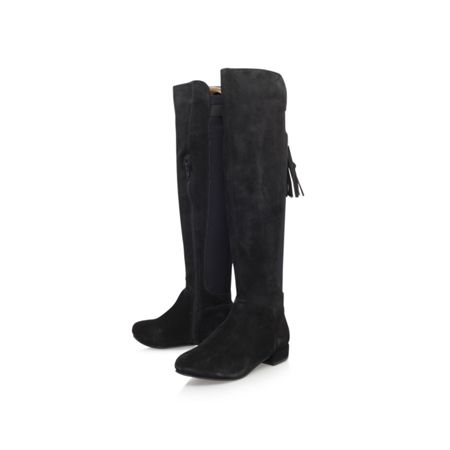 Carvela Patti flat knee high boots
