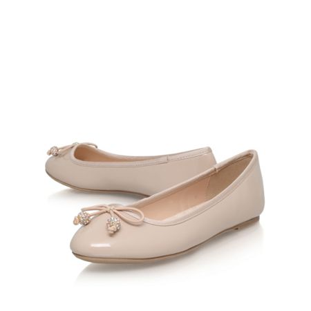 Miss KG Millie flat slip on ballerina pumps