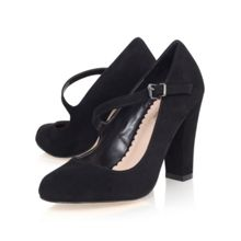 Karol high heel court shoes